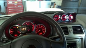 STi Gauge Pod Install How to Guide